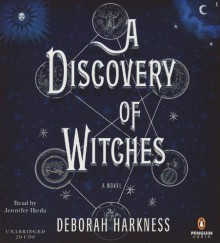 A Discovery of Witches - Deborah Harkness, Jennifer Ikeda