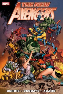 New Avengers, Vol. 3 - Brian Michael Bendis, Neal Adams, Mike Deodato Jr., Will Conrad