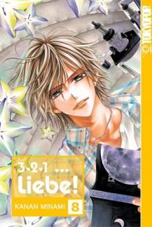 3 2 1 .. Liebe! Bd. 8 - Kanan Minami, Alexandra Keerl