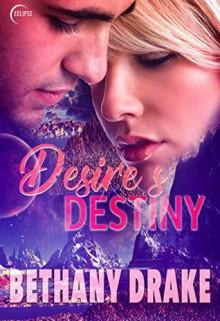 Desire's Destiny (The Vespian Way #1) - Bethany Drake