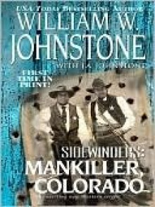 Mankiller, Colorado - William W. Johnstone, J.A. Johnstone