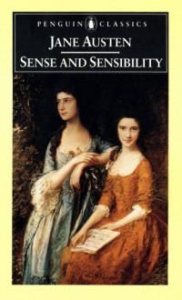 Sense and Sensibility - Tony Tanner, Jane Austen