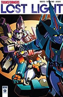 Transformers: Lost Light #9 - James Roberts,Priscilla Tramontano