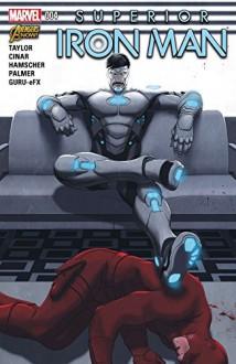 Superior Iron Man (2014-2015) #4 - Tom Taylor, Yildiray Cinar, Mike Choi