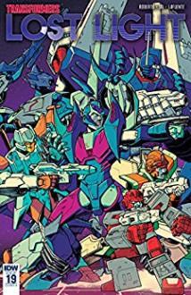 Transformers: Lost Light #19 - E.J. Su,James Lamar Roberts