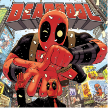 Deadpool (2015-) (Issues) (3 Book Series) - Gerry Duggan, Mike Hawthorne, Tony Moore