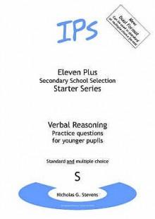 Eleven Plus (Starter Series) - Nicholas Geoffrey Stevens