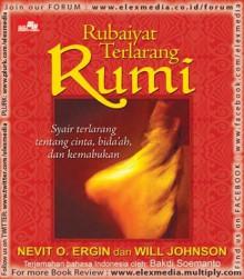 RUBAIYAT TERLARANG RUMI - Rumi