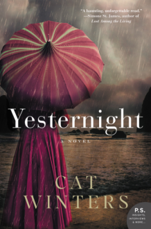 Yesternight - Cat Winters