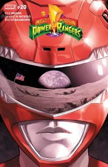 Mighty Morphin Power Rangers #20 - Kyle Higgins, Hendry Prasetya, Jamal Campbell