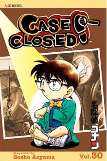 Case Closed, Vol. 30: The Kaito Game - Gosho Aoyama