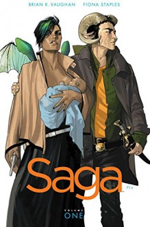 Saga Vol. 1 - Brian Vaughan,Fiona Staples