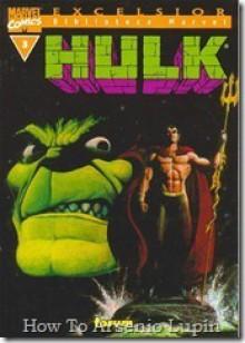 Biblioteca Marvel Hulk 3 - Doug Moench, Keith Polland, Jim Starlin, John Warner, Ralph Maccio, Walter Simonson
