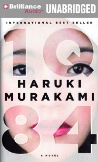 1Q84 2 volume set - Haruki Murakami