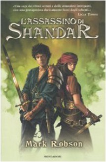 L'assassino di Shandar (Copertina rigida) - Mark Robson