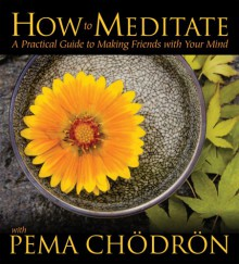 How to Meditate with Pema Chodron: A Practical Guide to Making Friends with Your Mind - Pema Chödrön