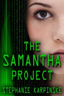 The Samantha Project (The Samantha Series, #1) - Stephanie Karpinske