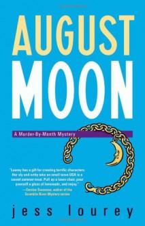 August Moon - Jess Lourey