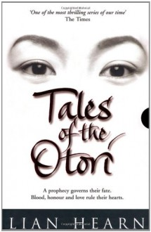 """The Tales of the Otori Trilogy: """"Across the Nightingale Floor"""" , """"Grass for His Pillow"""" , """"Brilliance of the Moon"""" - Lian Hearn"""