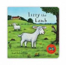 Lizzy The Lamb Jigsaw Book (Board Books) - Axel Scheffler