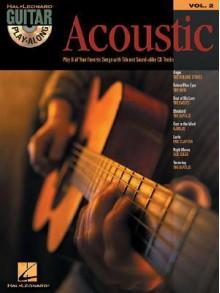 Acoustic [With CD (Audio)] - Jake Johnson