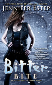 Bitter Bite (Elemental Assassin Series Book 14) - Jennifer Estep