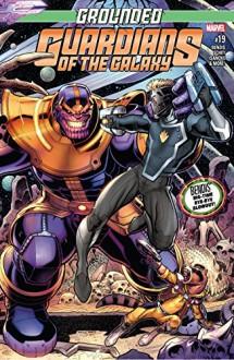 Guardians of the Galaxy (2015-) #19 - Brian Bendis,Valerio Schiti,Arthur Adams