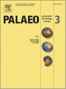 Paleoenvironmental interpretations of rare earth element signatures in mosasaurs (reptilia) from the upper Cretaceous Pierre Shale, central South ... Palaeoclimatology, Palaeoecology] - D. Patrick, J.E. Martin, D.C. Parris, Grandstaff