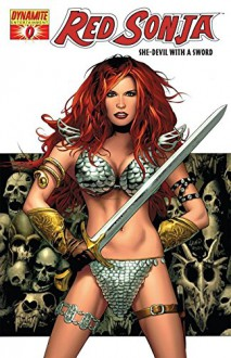 Red Sonja: She-Devil With a Sword #0 - Michael Oeming, Mike Carey, Mel Rubi, Caesar Rodriguez, Richard Isanove