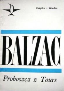 Proboszcz z Tours - Honore de Balzac
