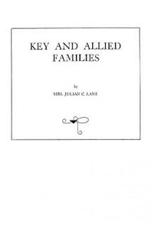Key and Allied Families - Janie Warren Hollingsworth Lane
