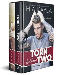 Torn Between Two Box Set - Mia Kayla