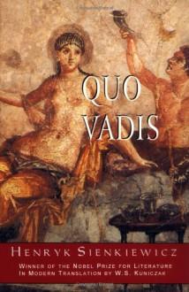 Quo Vadis - Henryk Sienkiewicz, Jeremiah Curtin, Andrzej Karcz