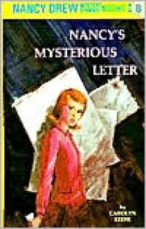 Nancy's Mysterious Letter (Nancy Drew Series #8) -