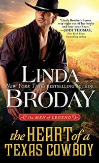 The Heart of a Texas Cowboy - Linda Broday
