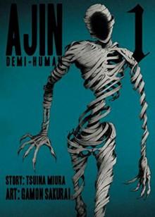Ajin: Demi-Human, Volume 1 - Tsuina Miura, Gamon Sakurai