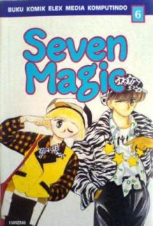 Seven Magic Flower Vol. 6 - Yu Asagiri