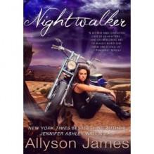 Nightwalker (Stormwalker, #4) - Allyson James