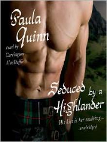 Seduced by a Highlander - Paula Quinn, Carrington MacDuffie