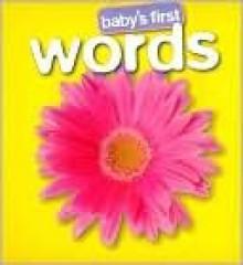 Baby's First Words - Hinkler Books