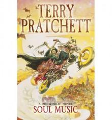 [ SOUL MUSIC (DISCWORLD NOVEL 16) BY PRATCHETT, TERRY](AUTHOR)PAPERBACK - Terry Pratchett