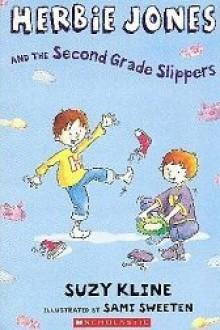 Herbie Jones and The Second Grade Slippers - Suzy Kline