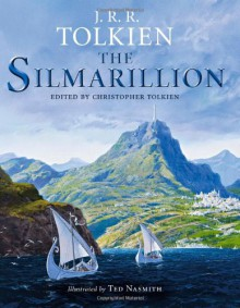 The Silmarillion - J.R.R. Tolkien, Ted Nasmith