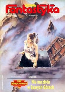 Nowa Fantastyka 103 (4/1991) - Redakcja miesięcznika Fantastyka