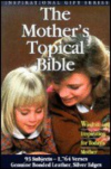 Mothers Topical Bible - Honor Books