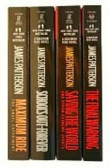 Maximum Ride Four-Book Set - James Patterson
