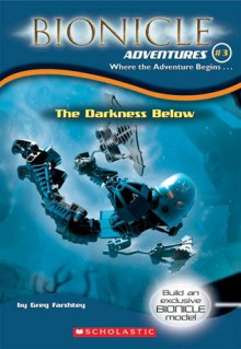 The Darkness Below - Greg Farshtey