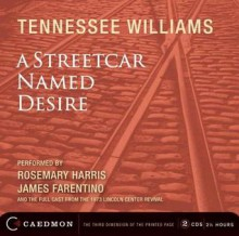 A Streetcar Named Desire (Audio) - Tennessee Williams, Theater Lincoln Center