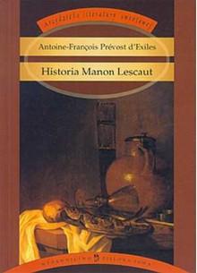 Historia Manon Lescaut i kawalera des Grieux - Antoine François Prévost d'Exiles