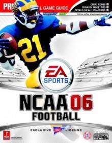NCAA Football 2006 - Brad Anthony